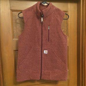 CARHARTT fleece vest